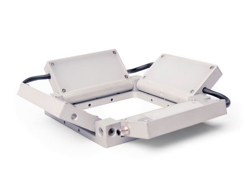 LED illumination for vision systems : square light