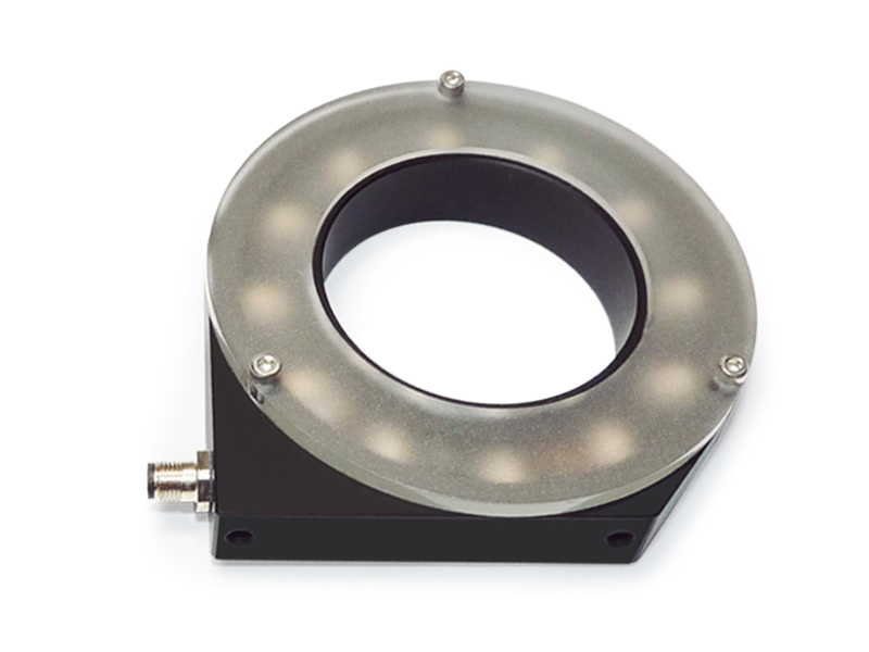 LED illumination for machine vision applications  : compact ring