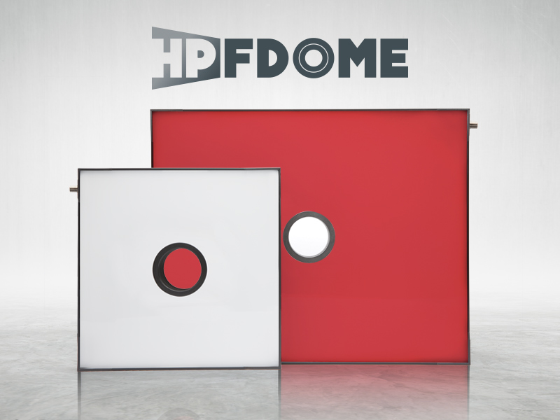 TPL Vision : High Power HPFDOME for machine vision