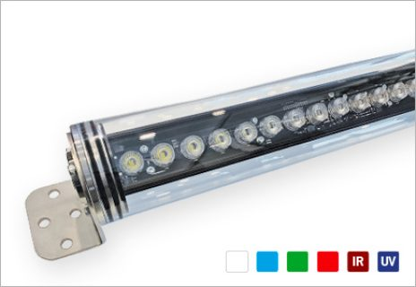 IP69K lights for food industry